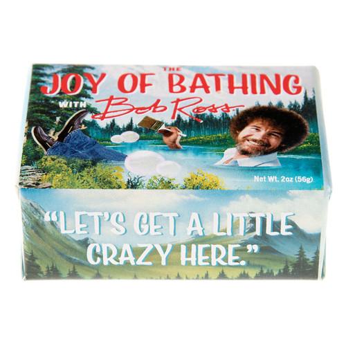Bob Ross Soap