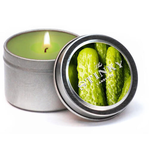Dill Pickles Candle