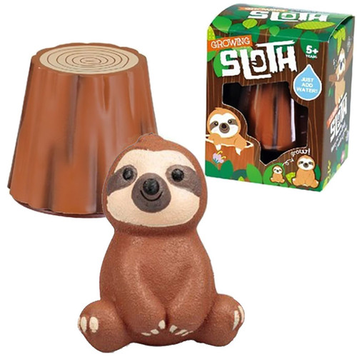 Hatch and Grow Sloth