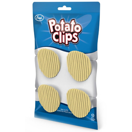 Fred Potato Chips Bag Clips