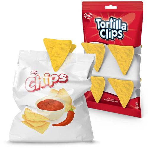 Tortilla Chips Bag Clips