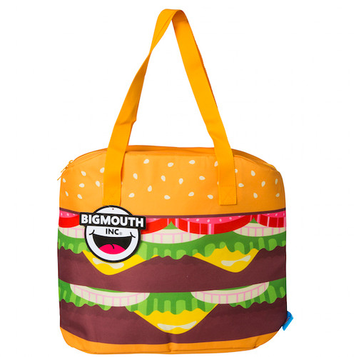 Cheeseburger Cooler Bag