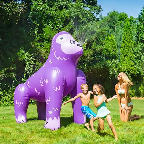 Ginormous Ape Yard Sprinkler