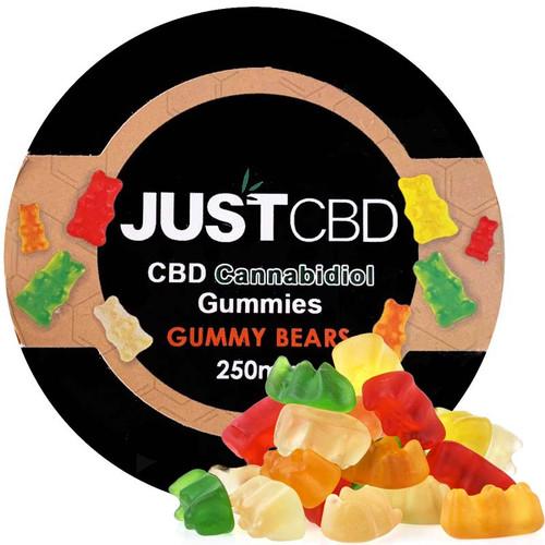 CBD Gummy Bear