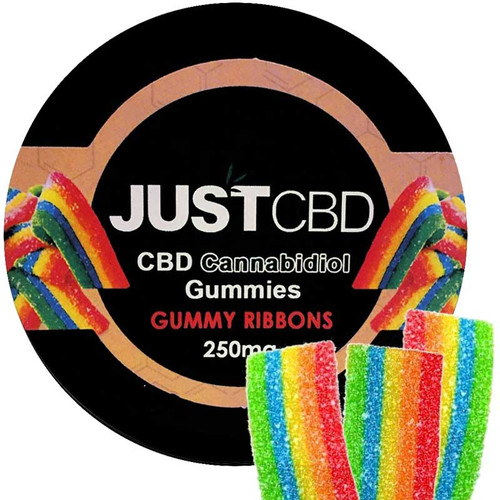 Top Rated CBD Gummy Ribbons