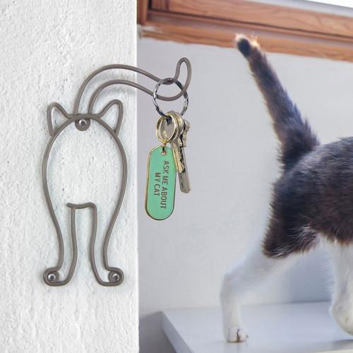 Howligans Cat Wire Hanger