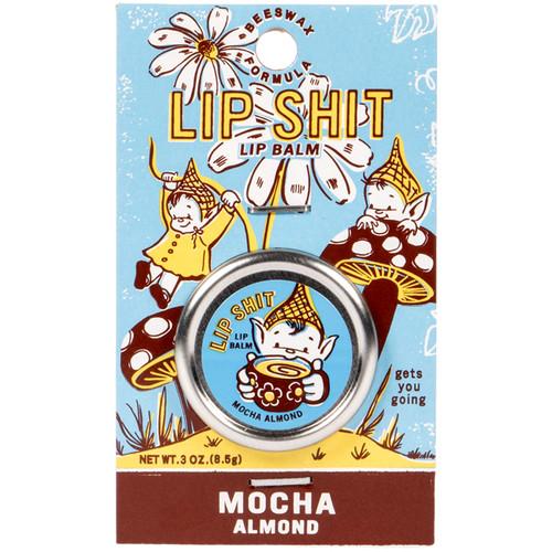 Mocha Almond Lip Shit