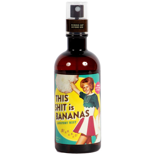 This Shit Is Bananas Lavatory Mist