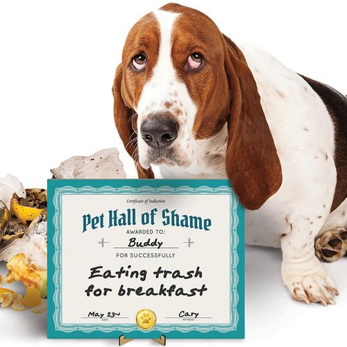 Howligans Pet Shaming Kit