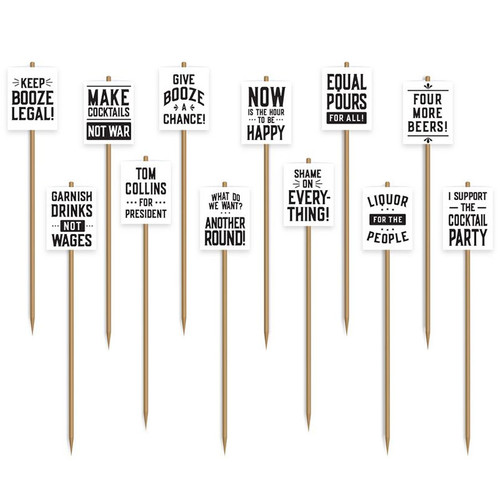 Pick-Its Cocktail Picks for purchase