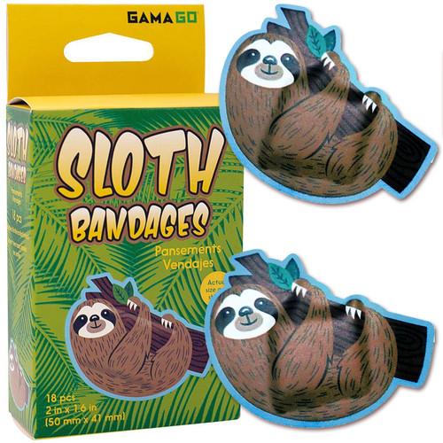 Sloth Bandages from Gamago!