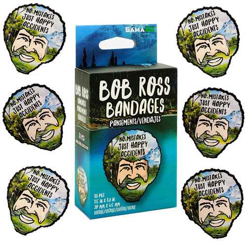 Bob Ross GamaGo Bandages