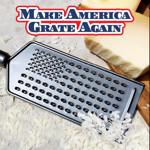 Gama Go Make America Grate Again Grater