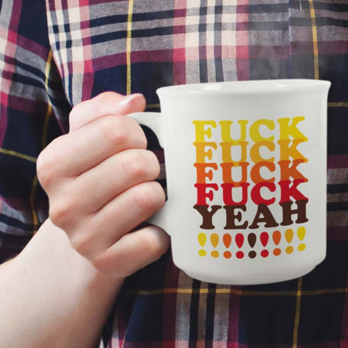Purchase Fred Fuck Yeah Mug?
