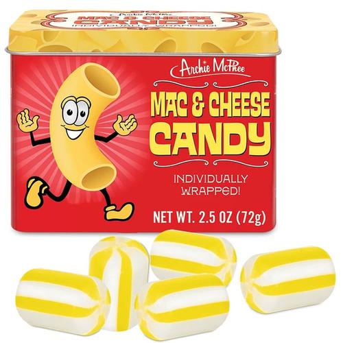 Mac & Cheese Candy Stocking Stuffer