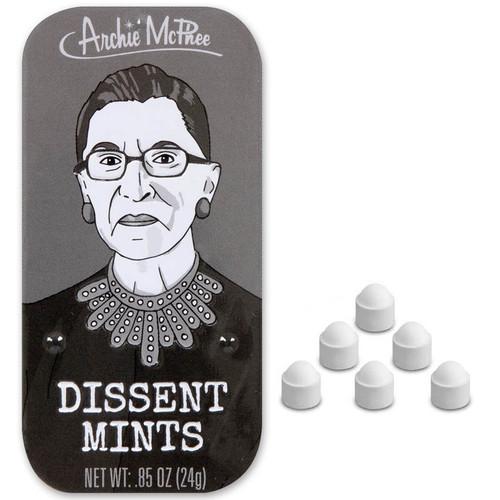 Dissent Mints