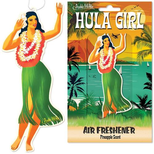 Hula Girl Air Freshener