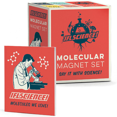 Say It With Science Molecular Magnet Set