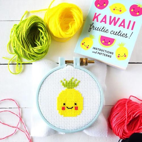 Kawaii Cross-Stitch Kit