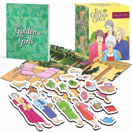 The Golden Girls Magnet Set