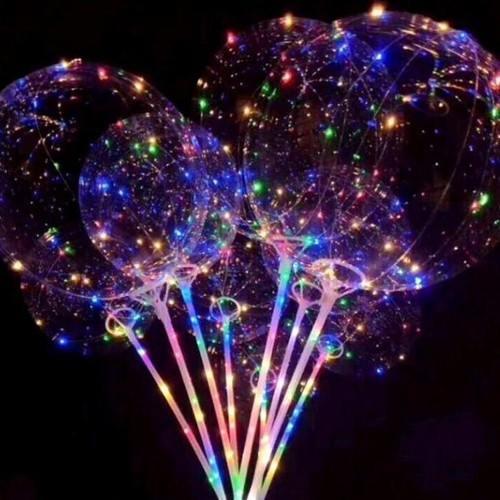 Purchase LED Light Up Bobo Balloons