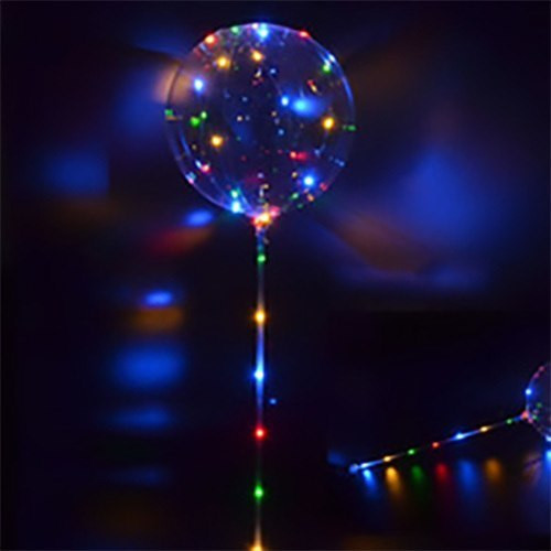 LED Light Up Bobo Balloons