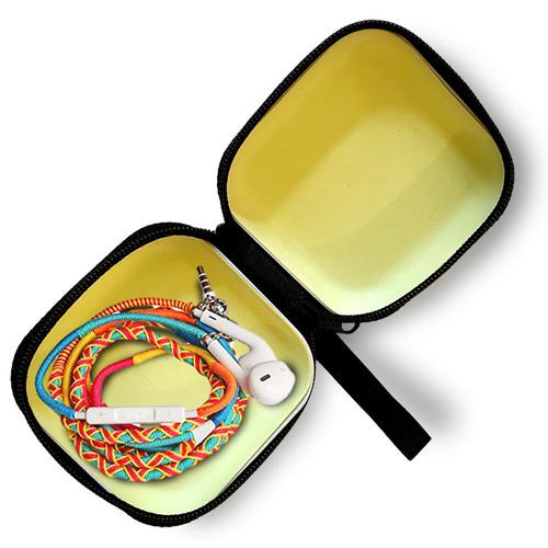 Accordion Retro Headphone Case
