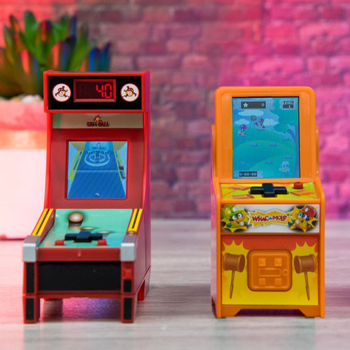 Classic Boardwalk Arcades