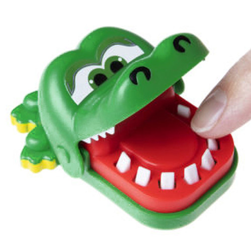 World's Smallest Crocodile Dentist