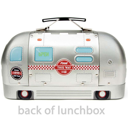 Retro Streamline Lunchbox