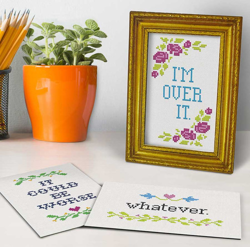Show your feelings with our Daily Affirmation Note Pad