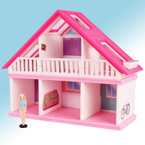 Malibu Barbie  Miniature Dreamhouse
