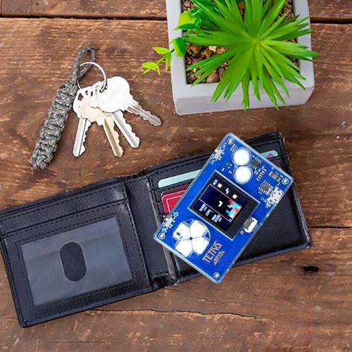 Tetris® Micro Arcade Wallet Sized
