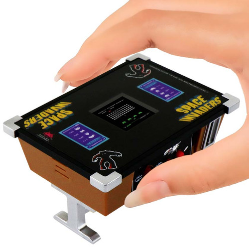 Tabletop Edition Space Invaders Tiny Arcade