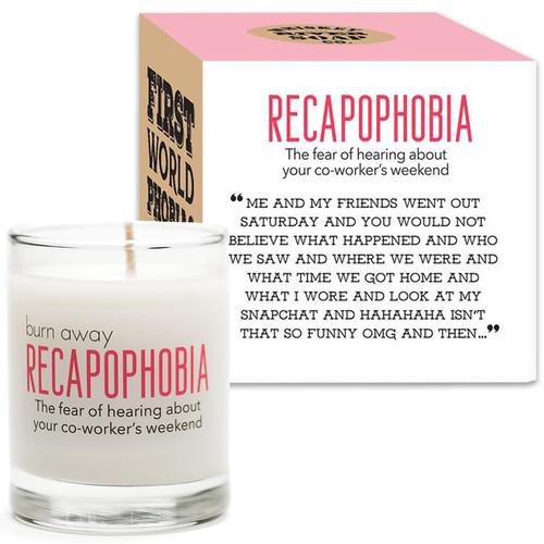 Whiskey River Recapophobia