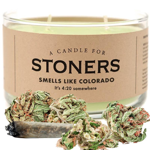 Stoners Candle - Purchase