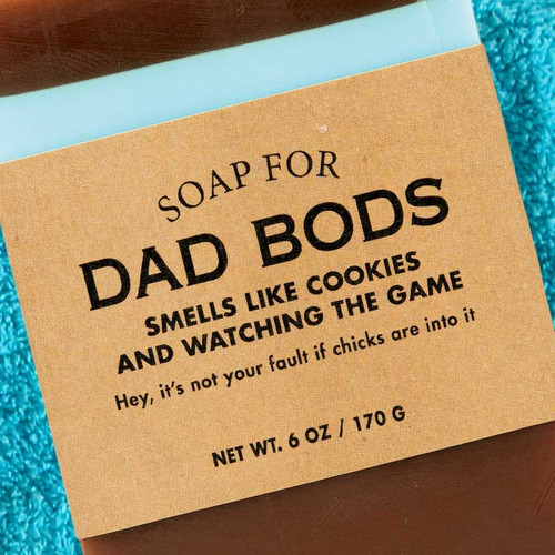 Soap for Dad Bods