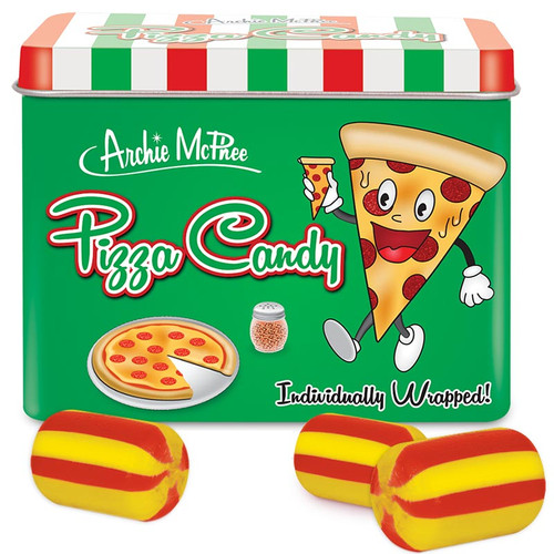 Pizza Candy by Archie Mphee