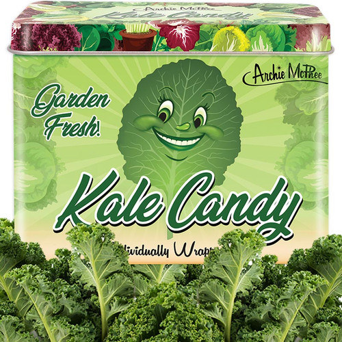 Kale Candy