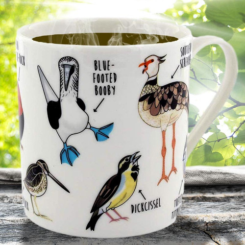 Best Fowl Language Mug by Ginger Fox