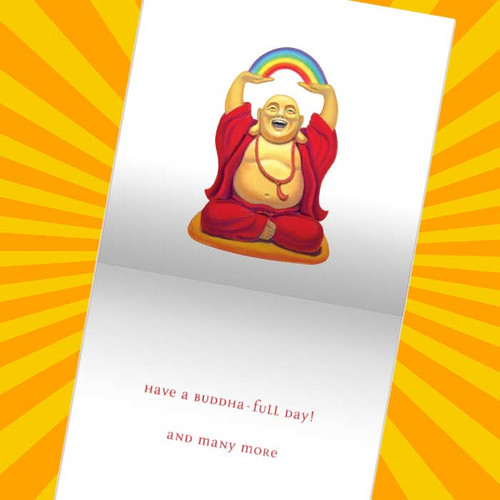 Our Have a Buddha-Full Day!