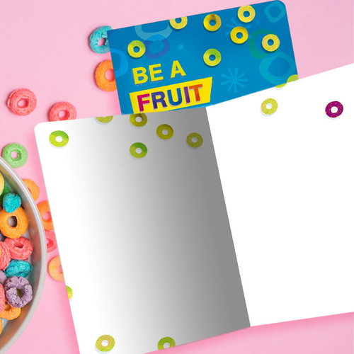 Be A Fruit Loop In A World Of Cheerios Greeting Card