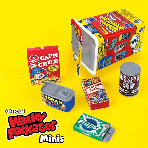 Wacky Packages Mini Blind Box