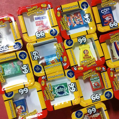 Wacky Packages Mini Blind Box - Funny Packages