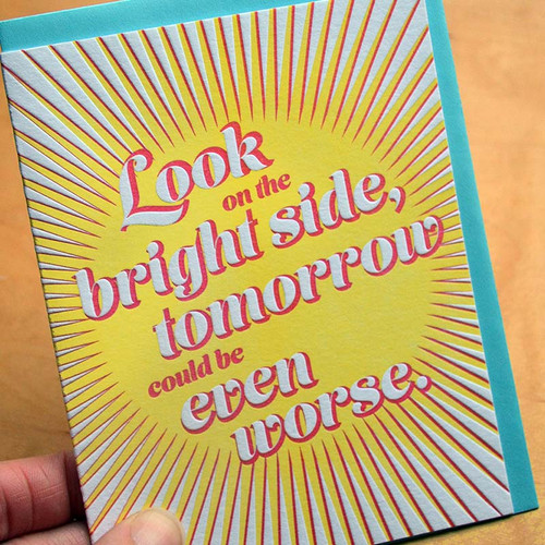 Thinking of you funny greeting card