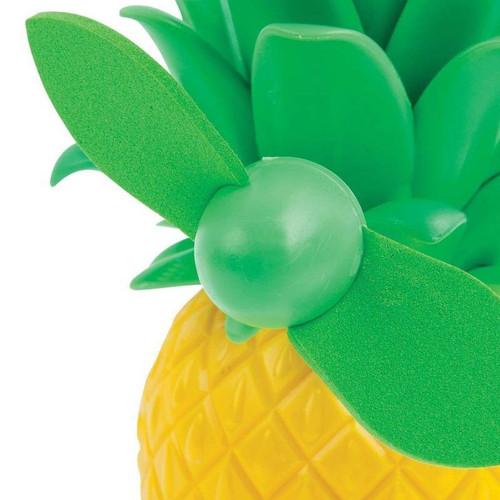Soft Fan Blades | Pineapple Handheld Beach Fan | Sunny Life