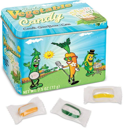 Vegetable Candy by Archie Mcphee