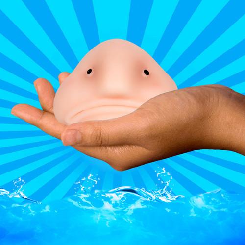 Sunny The Happy Blobfish