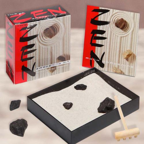 Mini Zen Gardening Sand Kit