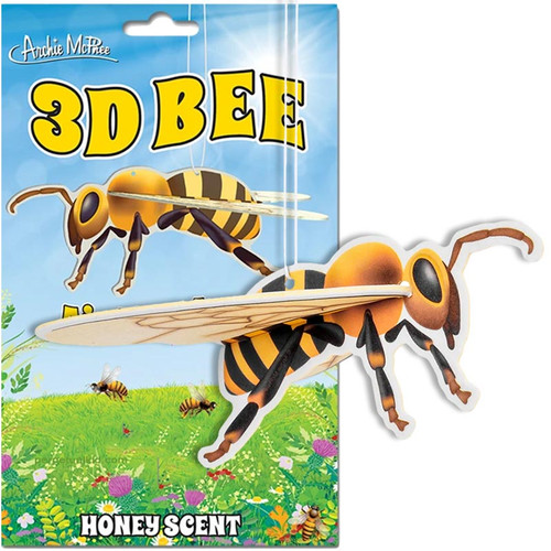3D Bee Air Freshener